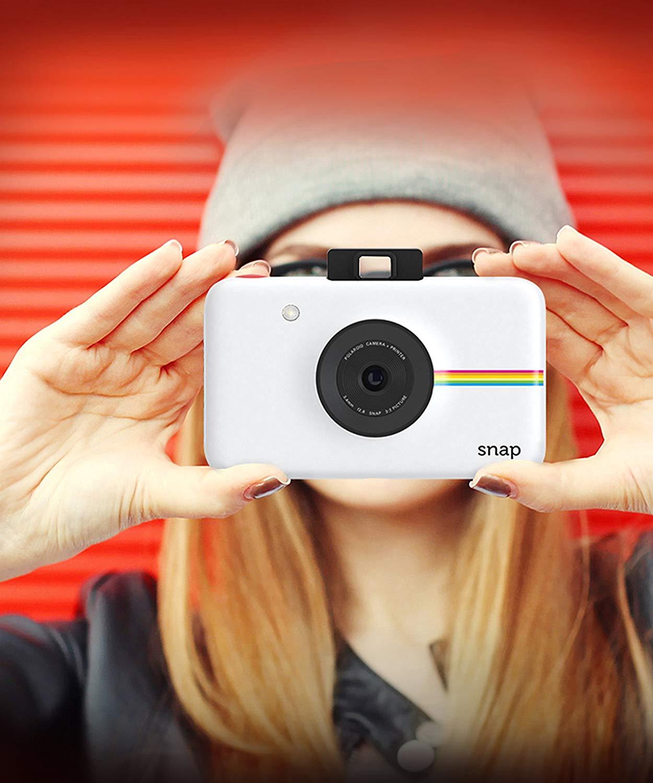 appareil photo instantane polaroid snap